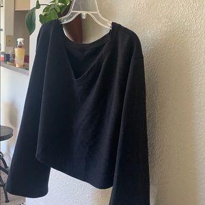 Lulu lemon crop sweater